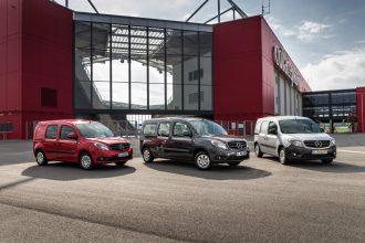 Citan neue Modelle 2013: 111 CDI Mixto, 111 CDI Kombi 7-Sitzer, 112 Kombi
