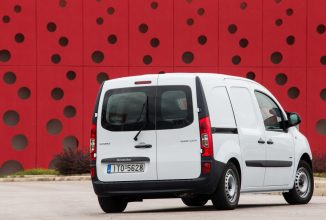 Mercedes-Benz Citan Greek Test 8