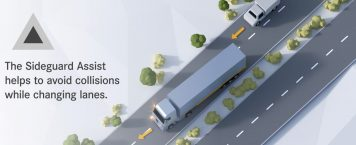 Mercedes-Benz Sideguard Assist 2