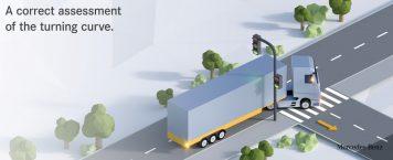 Mercedes-Benz Sideguard Assist