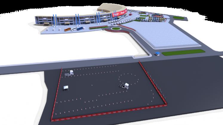 Crete 3D YouTruck Fiesta 2017