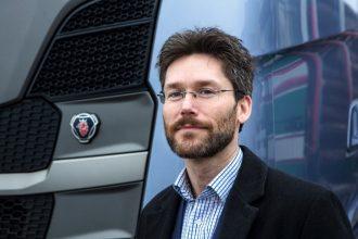 Henrik Wentzel Scania