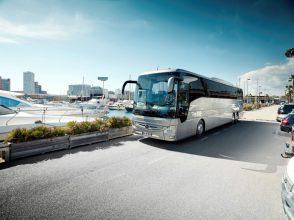 Der neue Mercedes-Benz Tourismo RHD
