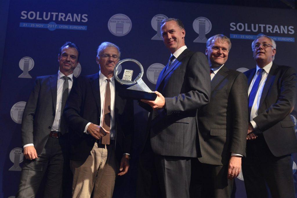 International Truck of The Year 2018 - award ceremony 1920 (Medium)