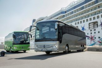 Mercedes-Benz Tourismo: Fahrvorstellung: Der neue Mercedes-Benz Tourismo
