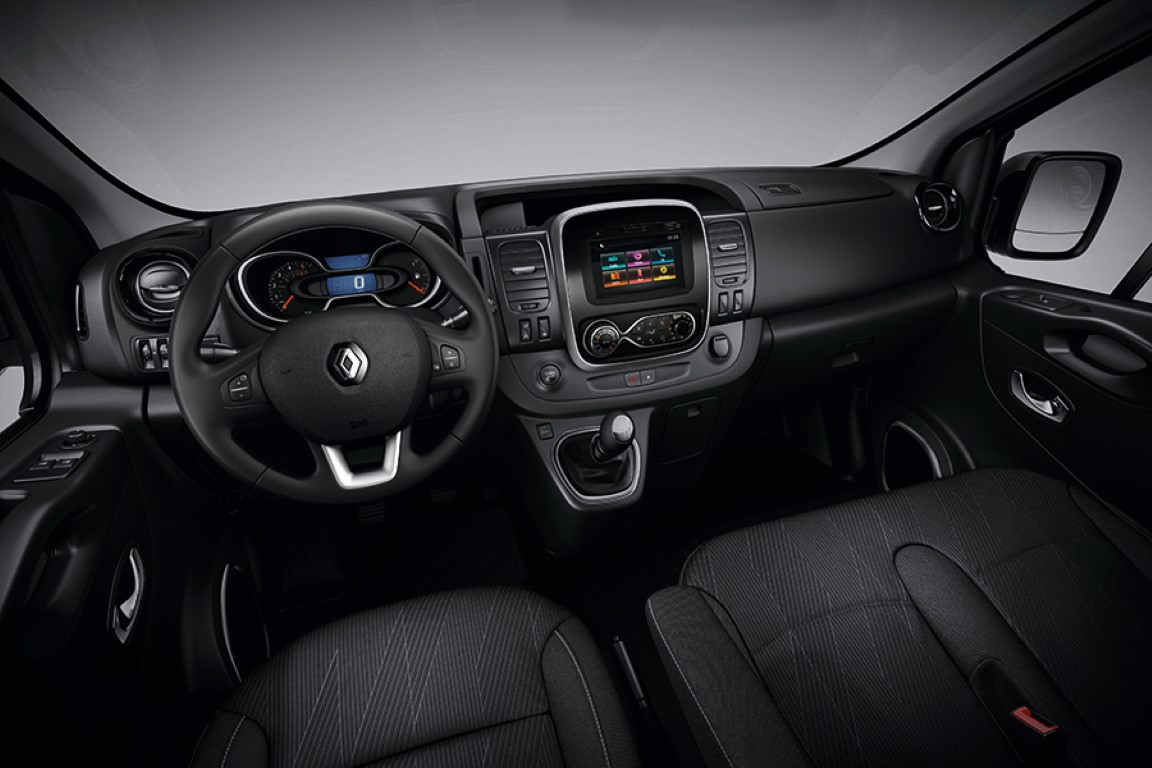 Renault Trafic VP (4) (Medium)