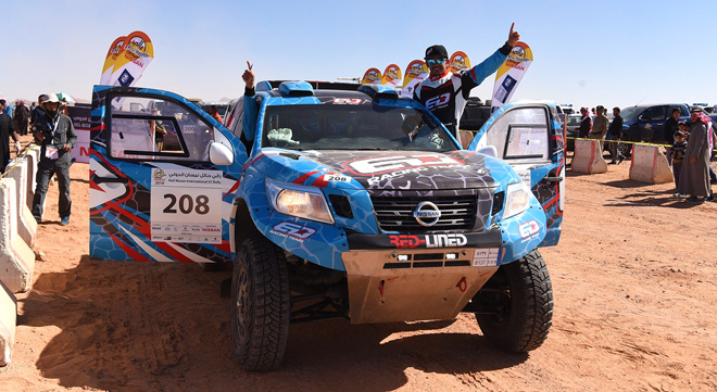 Nissan Hail Nissan International Rally 2018 (3)