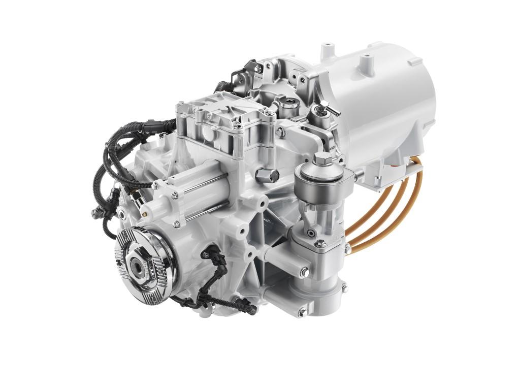 Electric engine (Medium)