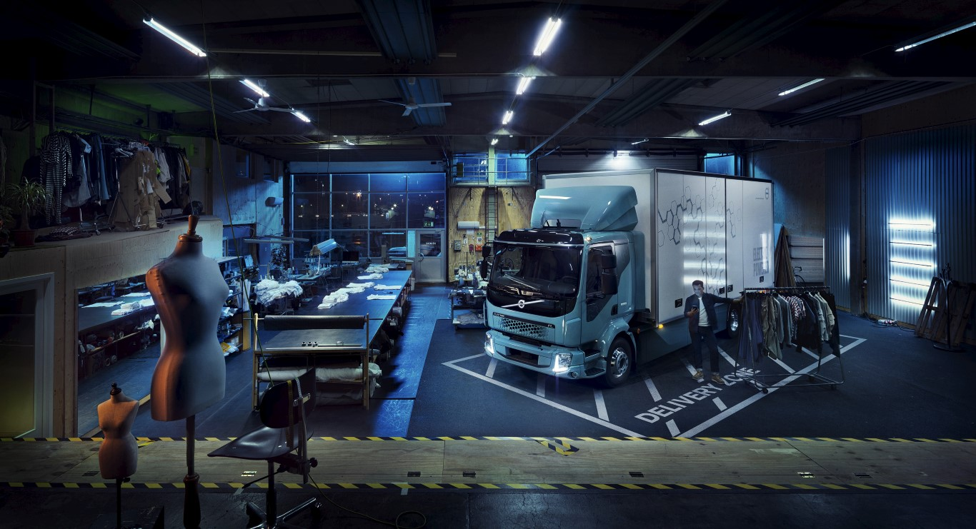 volvo electric truck 3