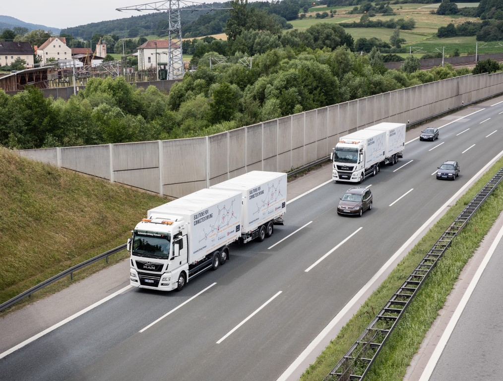MAN HELLAS - Platooning - Photo 2 of 3