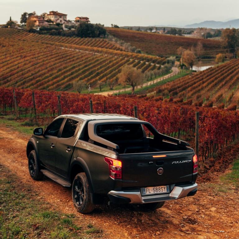 Fiat Fullback8 (Medium)
