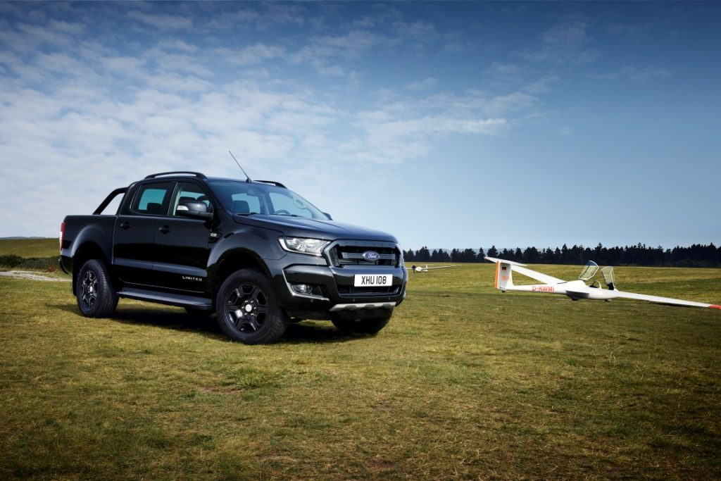Exclusive New Ford Ranger Black Edition Pickup to Make Debut at