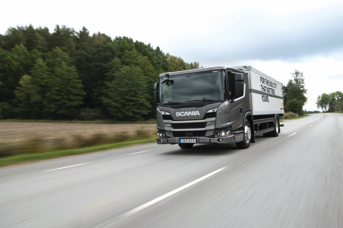 Scania L 280 4x2 box body18226-014
