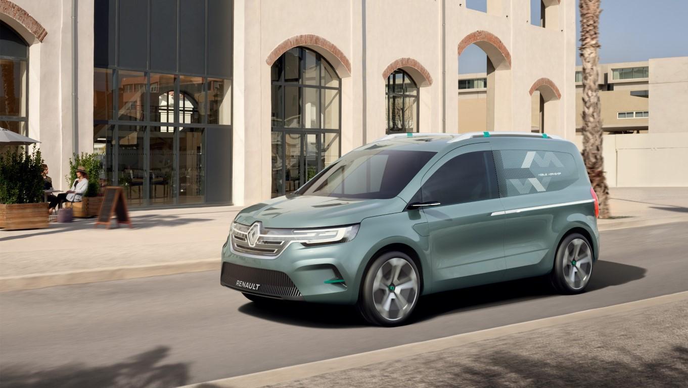 2019 - Show-car Kangoo Z.E. Concept