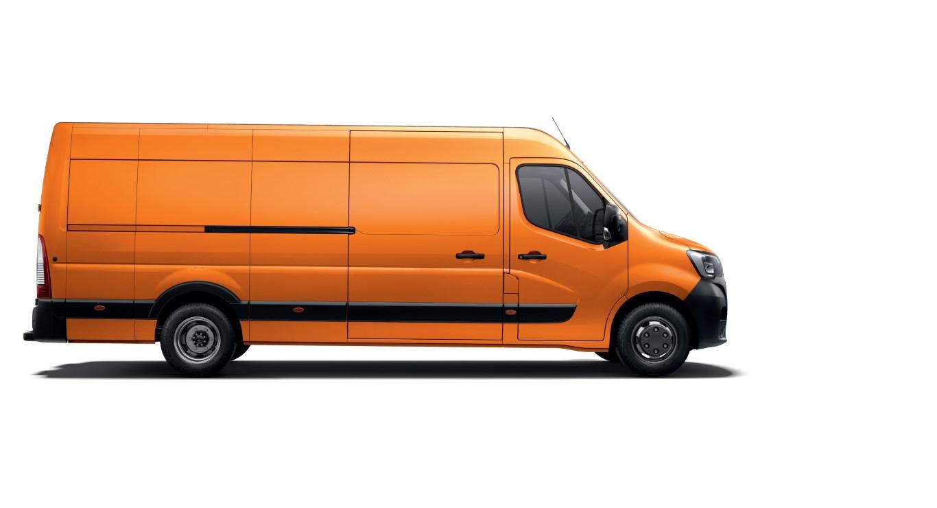 2019 - Nouveau Renault MASTER