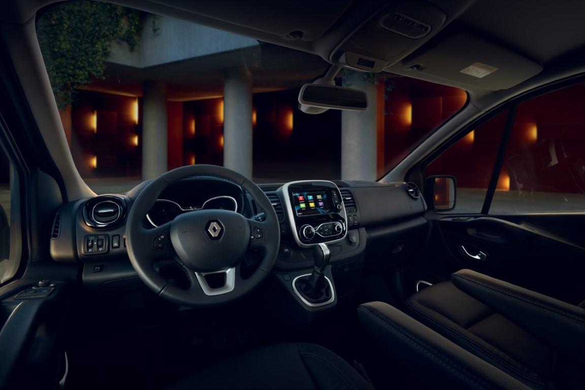 2019 - Nouveau Renault Trafic SpaceClass