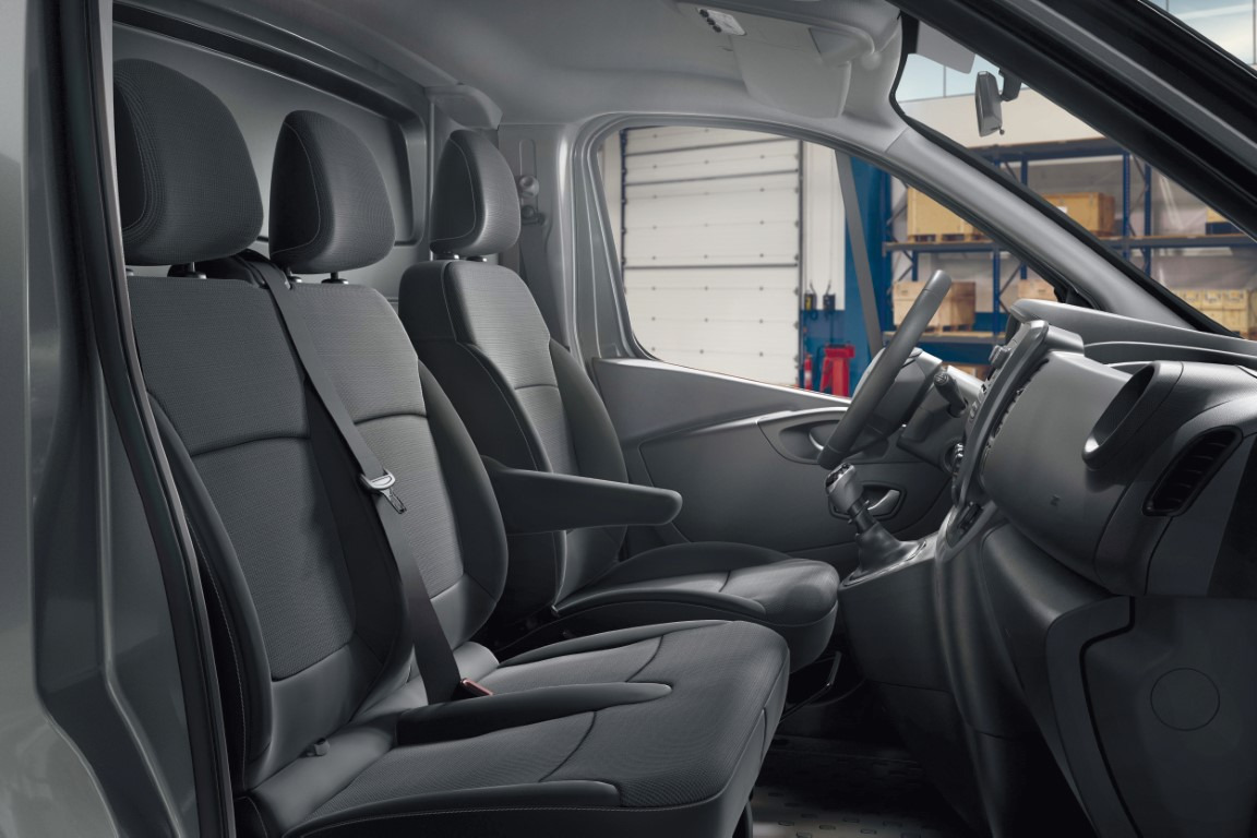2019 - Nouveau Renault TRAFIC