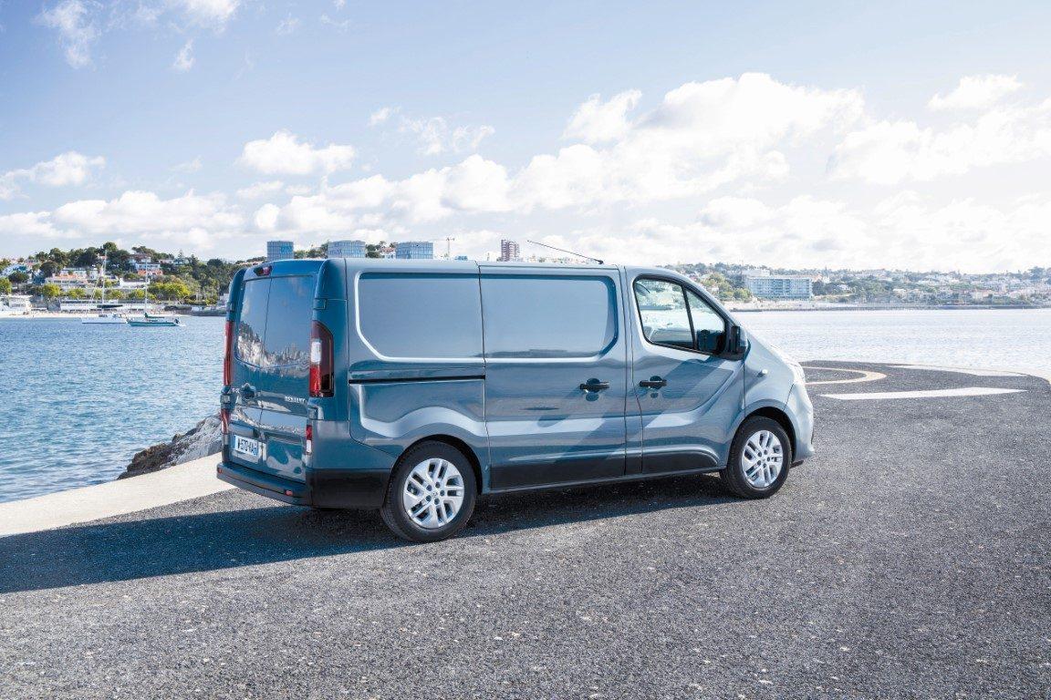 2019 - Essais presse Nouveau Renault TRAFIC au Portugal