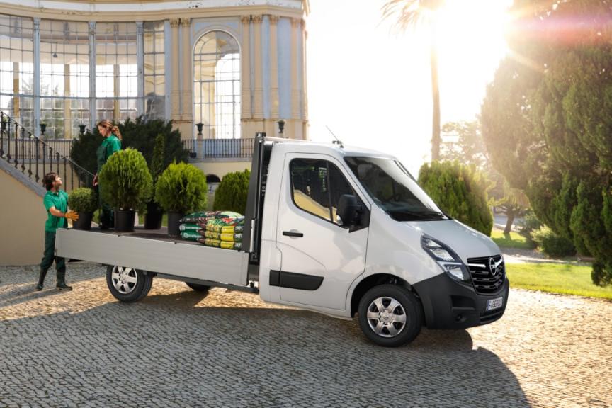 Opel Movano B