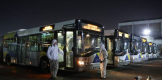 Προφυλακτικά μέτρα για την προστασία επιβατικού κοινού και εργαζομένων από τη μετάδοση του COVID-19 εφαρμόζει ο ΟΑΣΑ