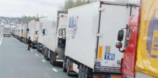 Δυσεύρετοι οι οδηγοί, φοβούνται να μεταφέρουν εμπορεύματα