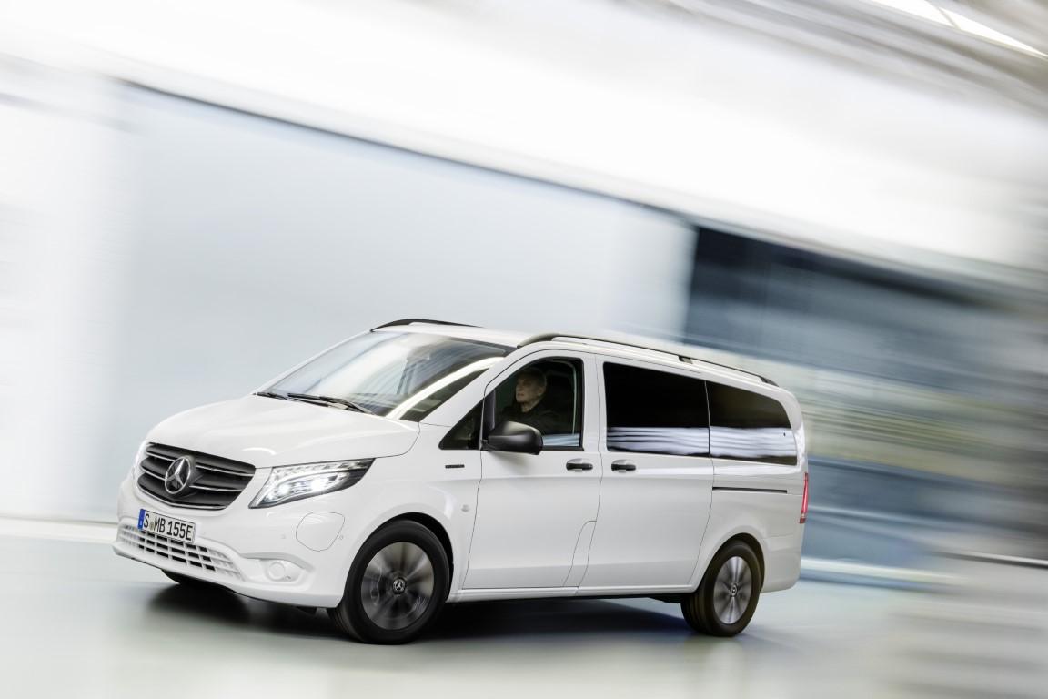 Mercedes-Benz eVito Tourer 21