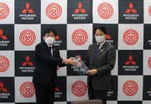 Η Mitsubishi Motors ξεκίνησε την κατασκευή προστατευτικών ασπίδων προσώπου