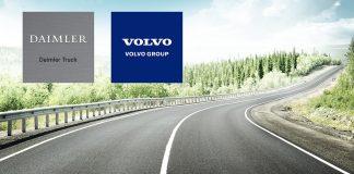 Volvo και Daimler σε κοινοπραξία για την παραγωγή κυψελών καυσίμου