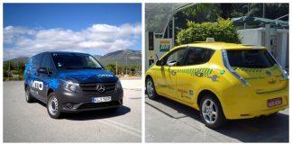 ΥΠΕΝ: Επιδοτήσεις και για ηλεκτρικά ταξί και μικρά βαν