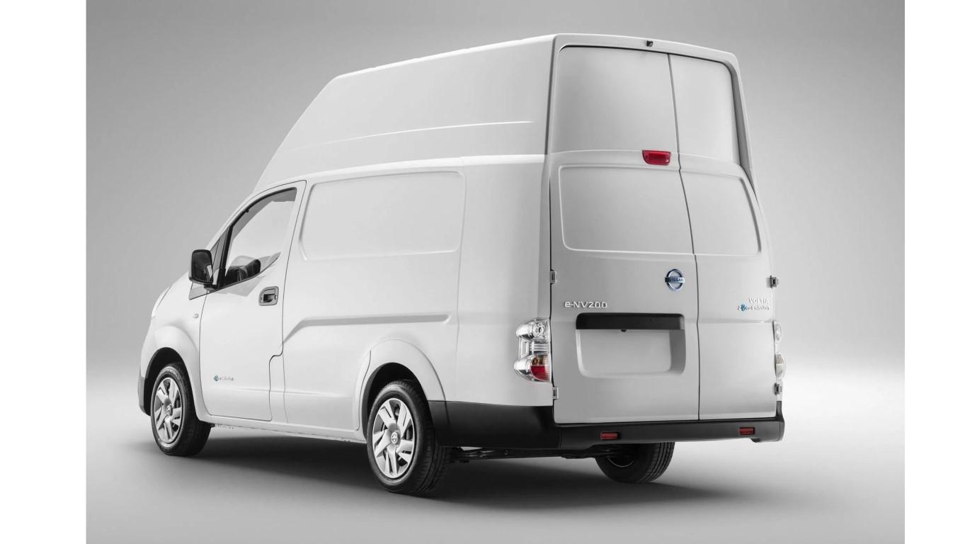 Nissan e-NV200 XL Voltia 6 (Medium)