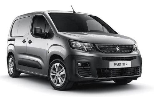 Partner-Van
