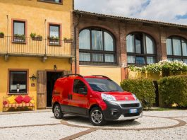 Fiat Professional Fiorino με όφελος 1900€ και άτοκο διακανονισμό