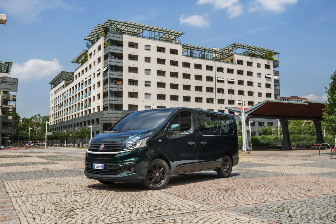 Τα 9θέσια βαν της ελληνικής αγοράς Fiat Talento Combi (2)