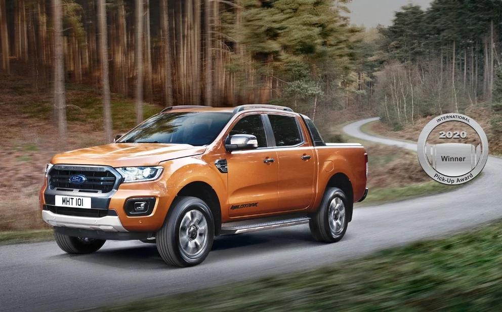 Ford Ranger Wildtrak: το pick up της Χρονιάς 2020 με όφελος
