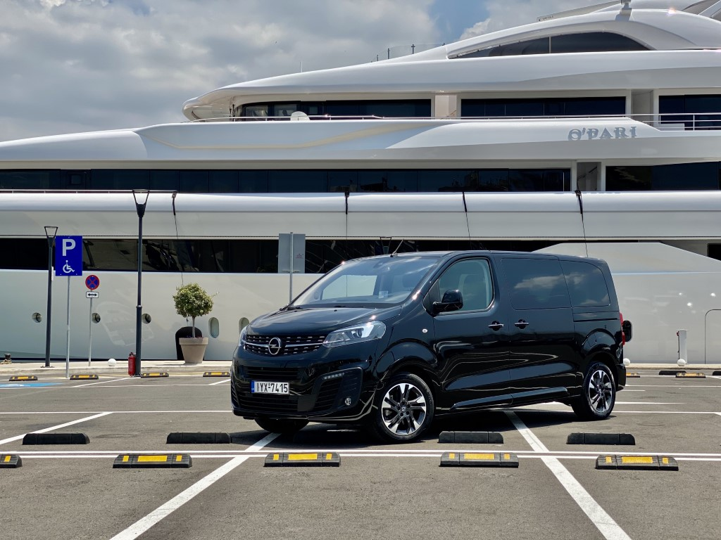 Τα 9θέσια βαν της ελληνικής αγοράς Opel Zafira Life (13)