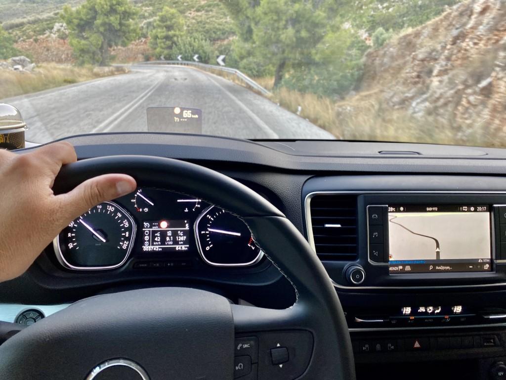 Τα 9θέσια βαν της ελληνικής αγοράς Opel Zafira Life (15)
