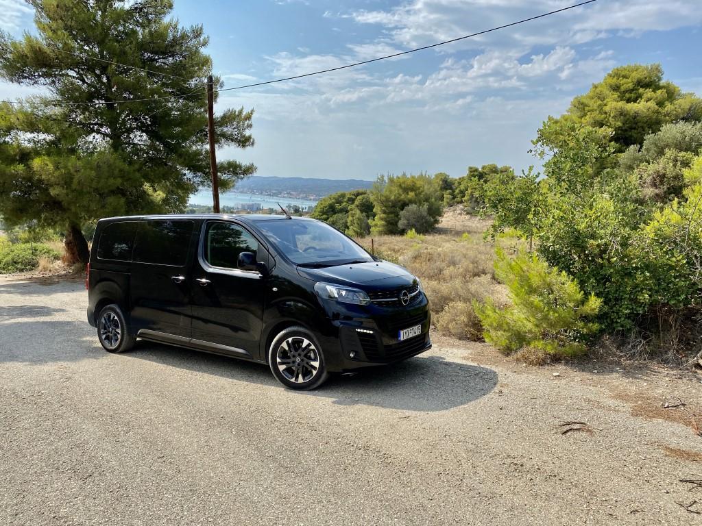 Τα 9θέσια βαν της ελληνικής αγοράς Opel Zafira Life (2)