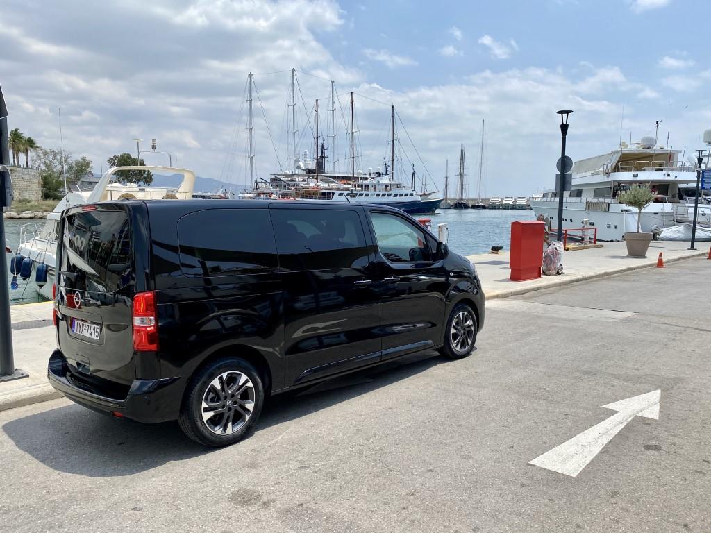 Τα 9θέσια βαν της ελληνικής αγοράς Opel Zafira Life (5)