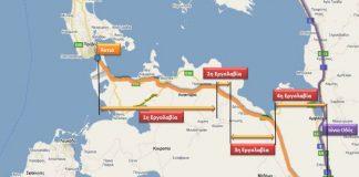 Το 2023 ολοκληρώνεται ο οδικός άξονας Άκτιο - Αμβρακία