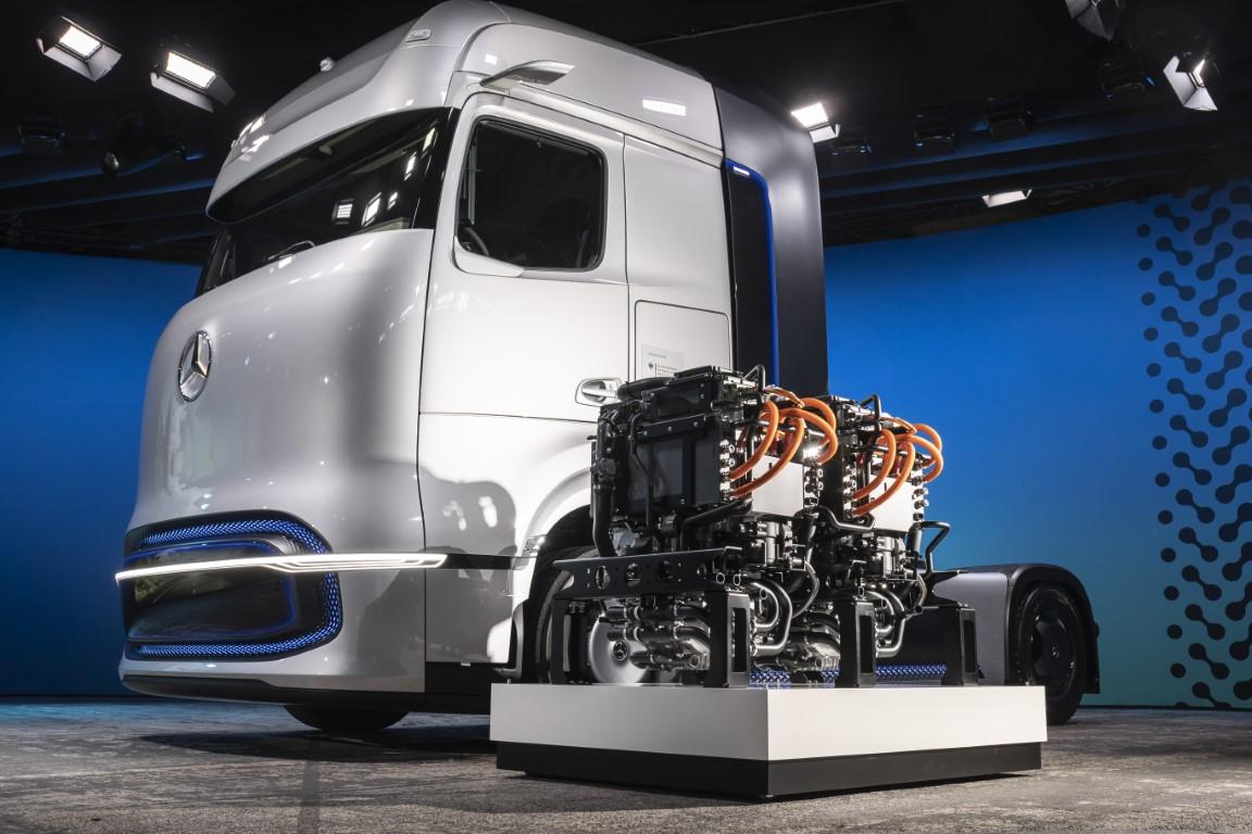 Mit Wasserstoff zum CO2-neutralen Transport On our way to a hydrogen future