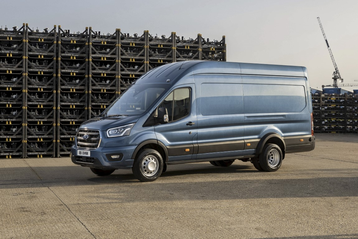Ford today announced the introduction of the new 5.0-tonne Transit derivative, offering customers a van or chassis cab rated to 5,000 kg GVM and available at Ford dealers from late November.