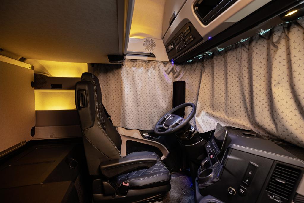 Mercedes-Benz Actros Edition 2Mercedes-Benz Actros Edition 2