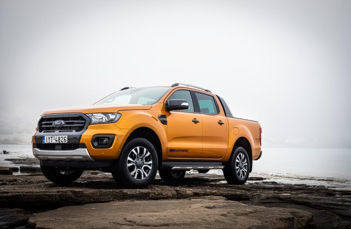Ford Ranger Wildtrak (1)