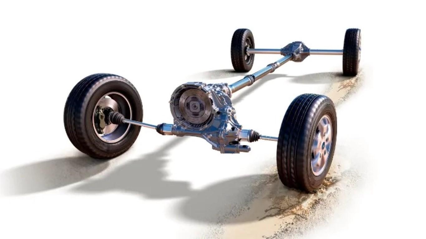 Ford Transit Νέα έκδοση Trail με τετρακίνηση για τις δύσκολες καταστάσεις (2)