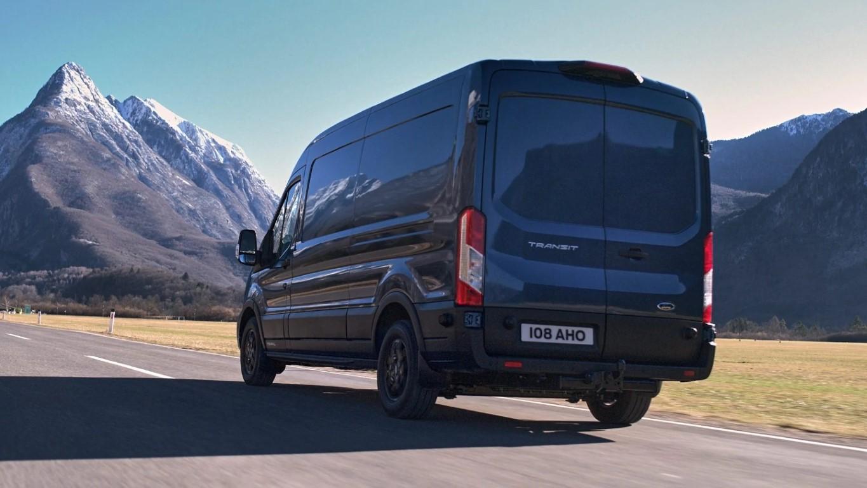 Ford Transit Νέα έκδοση Trail με τετρακίνηση για τις δύσκολες καταστάσεις (5)