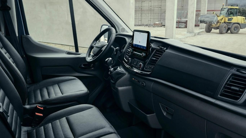 Ford Transit Νέα έκδοση Trail με τετρακίνηση για τις δύσκολες καταστάσεις (6)