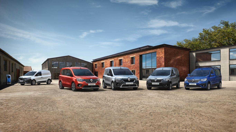 Νέο Renault Kangoo Ηγετική εμφάνιση (1)
