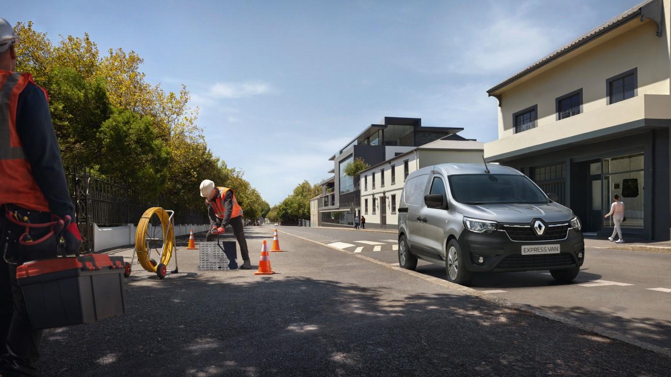 Νέο Renault Kangoo Ηγετική εμφάνιση (2)