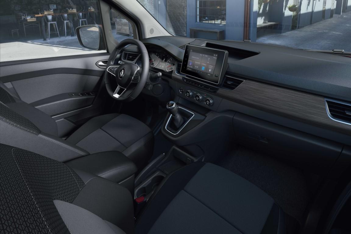 Νέο Renault Kangoo Ηγετική εμφάνιση (8)