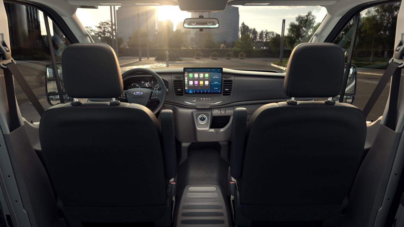 Ford E-Transit Χωρίς συμβιβασμούς! (1)